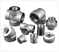 Forged High Pressure Fittings Socket Weld NPT