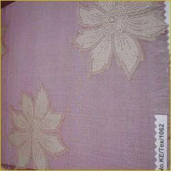 Printed Organza Silk Fabrics