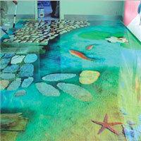 3D Epoxy Floor System