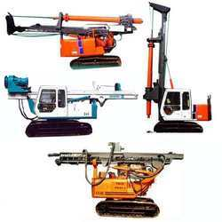 Piling & Rotary Drilling Machine
