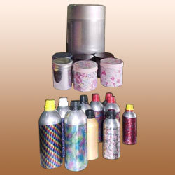 Aluminum Coated Containers