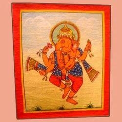 Phad Painting -Ganpati
