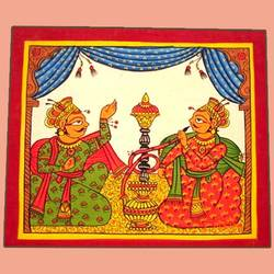 Tanjore Painting -Kings