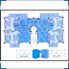 Layout Plan 2 BHK