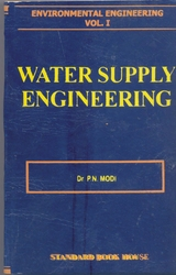 Water Supply Engineering Volume - 1 By Dr. P.N. Modi