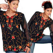 Emboidered Ladies Kurti