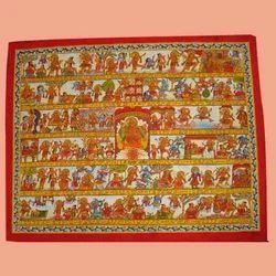 Phad Painting- Hanuman-Chalisa