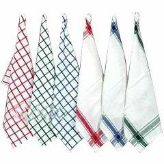 Dress dish towel pattern