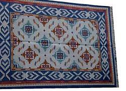Wool Cotton Rug