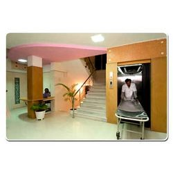 Hospital Stretcher Lift