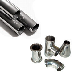 Stainless Steel Pipes, Tubes and Fittings