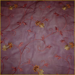 Designer Embroidery Fabrics