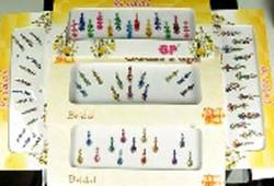 15 Assorted Bindi Cards Pack
