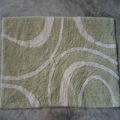 Yarn Dyed Bath Mat