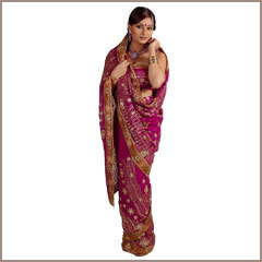 Bridal Stone Work Sarees