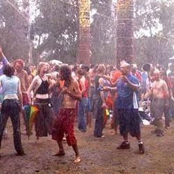 how to perform rain dance