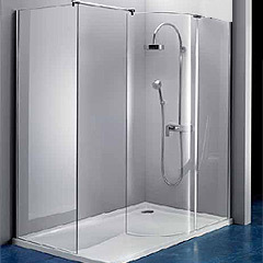 Walk In Shower Enclosure