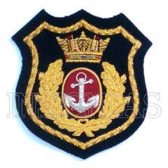 Navy Career Counselor Badge