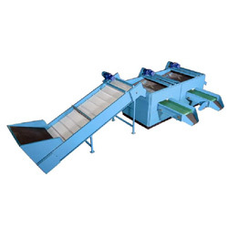 Potato and Onion Size Grader Machine