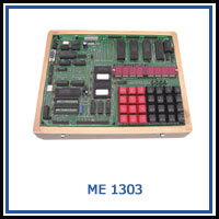 Microprocessor & Microcontroller Lab
