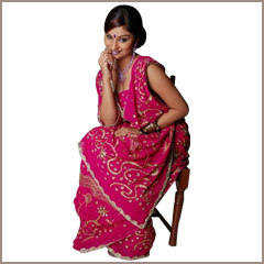 Bridal Georgette Sarees