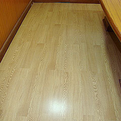 Pergo Original Natural Oak Plank Flooring