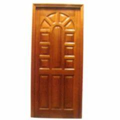 Solid Wood Panel Door