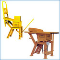 Cm 1 & 3 Block Making Machine
