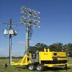Mobile Lighting Masts