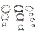 Carbon Free Hoses & Hose Clamps