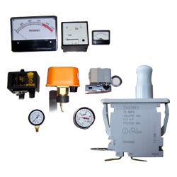 Panel Meters & Pressure Switches