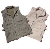 Multiple Pocket Vests