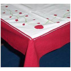 Embrodiered Tablecloths
