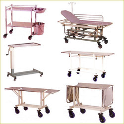 Ward Trolleys