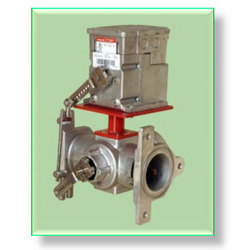 Adjustable Port Gas Control Valve