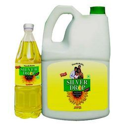Refined Sunflower Oil Silver Drop