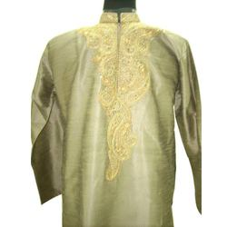 Mens Embroidered Kurtas