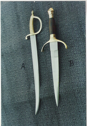 Briquet Sword