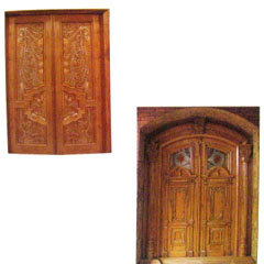 Main Enterence Carving Door