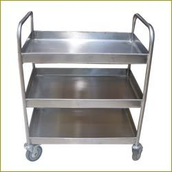 kitchen utility trolleys