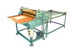 Ajya Top Side Gluing Machine