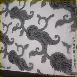 Patch Work Organza Silk Fabrics