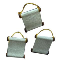 Handmade Paper Scrolls