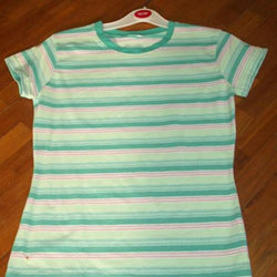 Girls Striped T-Shirts