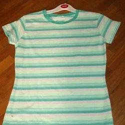 Girls Striped T-Shirts