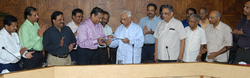 AVS Kottakkal and HLL Signed MOU