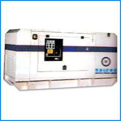diesel genset on rent