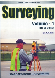 Surveying Volume -1.  By  Dr. K.r. Arora