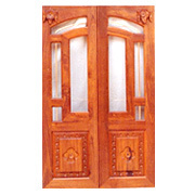 Designer Temple Door