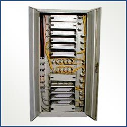 High Fibre Capacity FDMS Racks